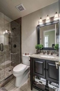 Gorgeous Small Bathroom Remodel Ideas On A Budget 41