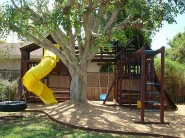 Awesome Frontyard Garden Design Ideas For Kids Playground Playground 02