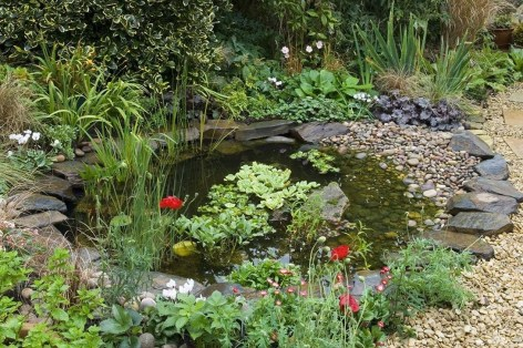 Modern Diy Garden Pond Waterfall Ideas For Backyard 23