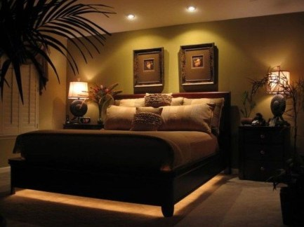 Popular Lighting Design Ideas For Bedroom Looks Beautiful 12