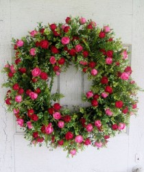 Beautiful Summer Wreath Design Ideas To Try Asap 12