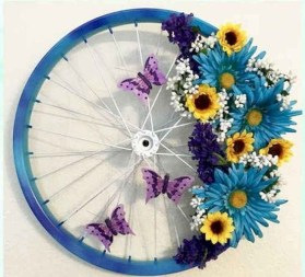 Beautiful Summer Wreath Design Ideas To Try Asap 20
