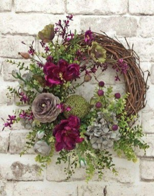 Beautiful Summer Wreath Design Ideas To Try Asap 24
