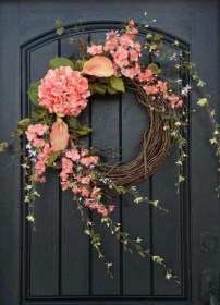 Beautiful Summer Wreath Design Ideas To Try Asap 28