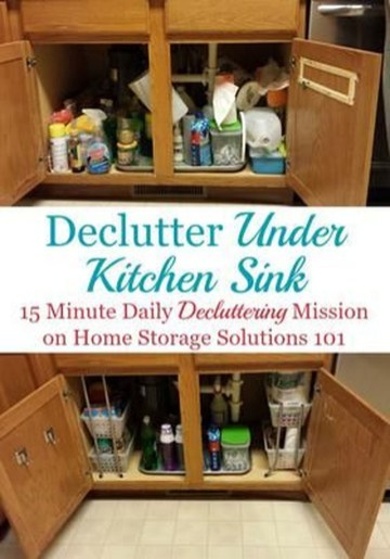 Best Ideas To Declutter Kitchen With The Konmari Method 36