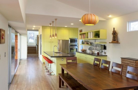 Cool Colorful Kitchen Decor Ideas For Summer 06