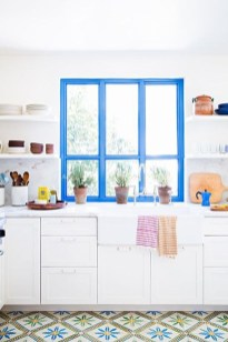 Cool Colorful Kitchen Decor Ideas For Summer 29