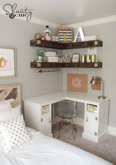 Cute Teen Girl Bedroom Design Ideas You Need To Know 26