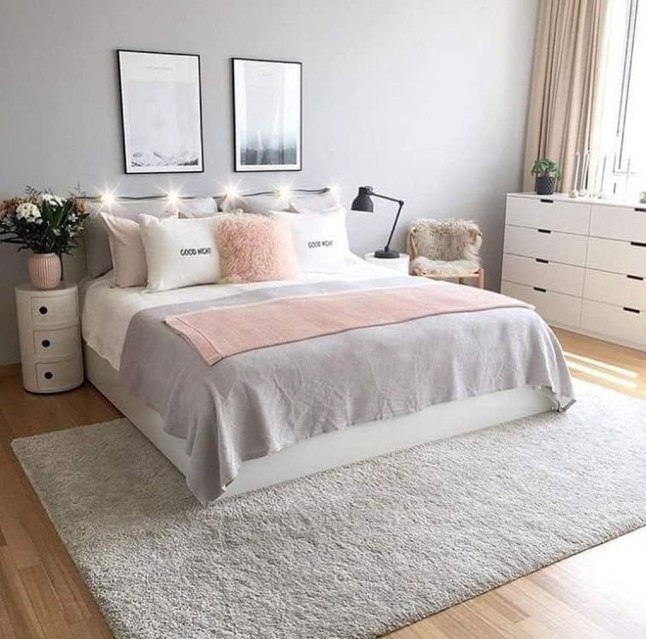 Cute Teen Girl Bedroom Design Ideas You Need To Know 27