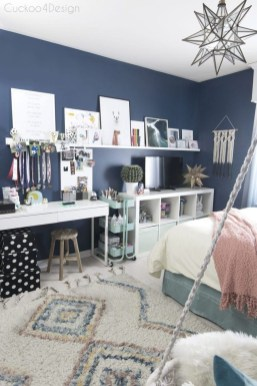 Cute Teen Girl Bedroom Design Ideas You Need To Know 49