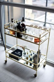 Elegant Mini Bar Design Ideas That You Can Try On Home 39