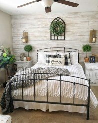 Fancy Diy Ideas To Make Bed Place From Pallet Project 30
