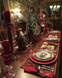 Hottest Christmas Table Decorating Ideas For You 12