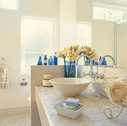 Incredible Bathroom Design Ideas For Summer 38