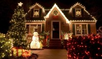Latest Diy Christmas Lights Decorating Ideas 11