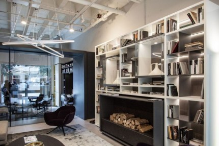 Magnificient Home Design Ideas With Library You Should Keep 20