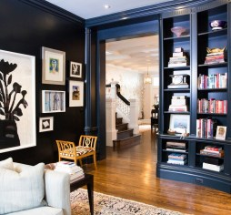 Magnificient Home Design Ideas With Library You Should Keep 28