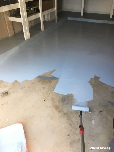 Pretty Garage Floor Design Ideas That You Can Try In Your Home 46