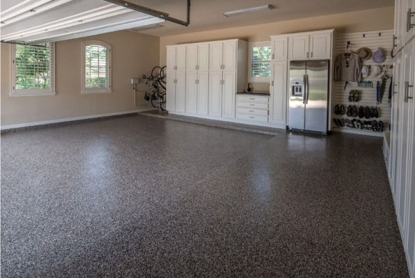 Pretty Garage Floor Design Ideas That You Can Try In Your Home 50