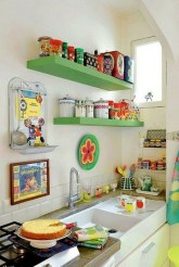 Stylish Colorful Apartment Decor Ideas For Summer 13