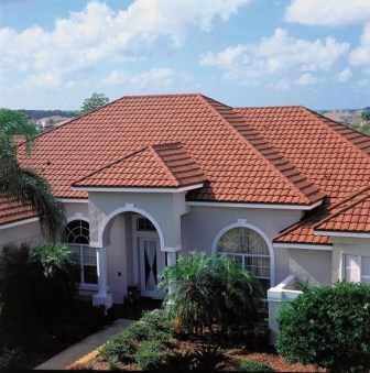 Astonishing Exterior Paint Colors Ideas For House With Brown Roof 14