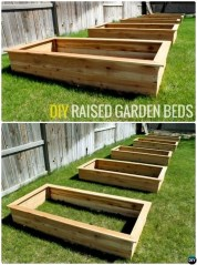 Comfy Diy Raised Garden Bed Ideas That Looks Cool 08