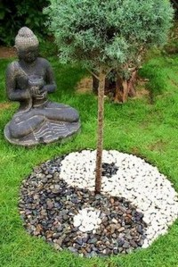 Cozy Rock Garden Landscaping Ideas For Make Your Yard Beautiful 36