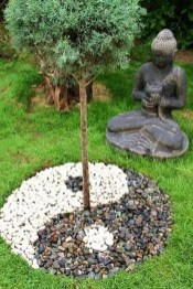 Cozy Rock Garden Landscaping Ideas For Make Your Yard Beautiful 45