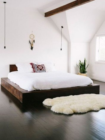 Elegant Minimalist Design Ideas For Tiny Home Decor 22