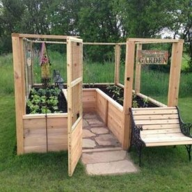Extraordinary Diy Ideas For The Garden That Looks Modern 03