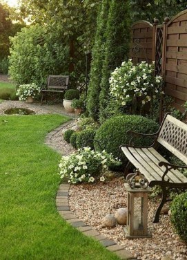 Impressive Small Front Yard Landscaping Ideas To Try 42