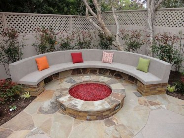 Modern Diy Firepit Ideas For Your Yard This Year 48