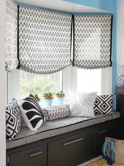 Relaxing Bay Window Design Ideas That Makes You Enjoy The View 32