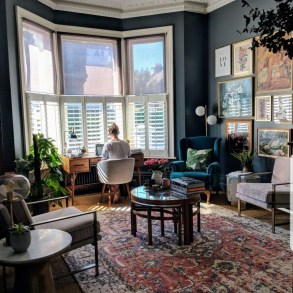 Relaxing Bay Window Design Ideas That Makes You Enjoy The View 37