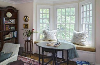 Superb Bay Window Ideas With Modern Interior Design 10