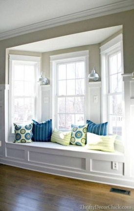 Superb Bay Window Ideas With Modern Interior Design 41