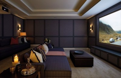 Superb Warm Family Room Design Ideas For This Winter 30