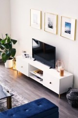 Unordinary Tv Stand Design Ideas For Small Living Room 02
