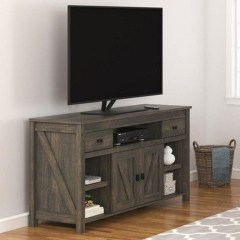 Unordinary Tv Stand Design Ideas For Small Living Room 04