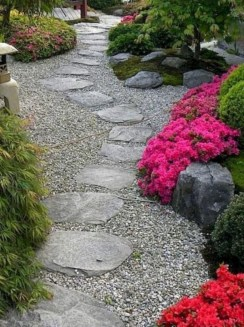 Unusual Garden Path Design Ideas On A Budget To Try Now 05