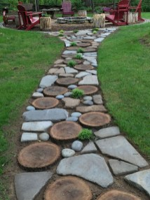 Unusual Garden Path Design Ideas On A Budget To Try Now 37