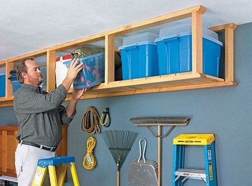 Unusual Stuff Organizing Ideas For Garage Storage To Try 26