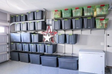 Unusual Stuff Organizing Ideas For Garage Storage To Try 36