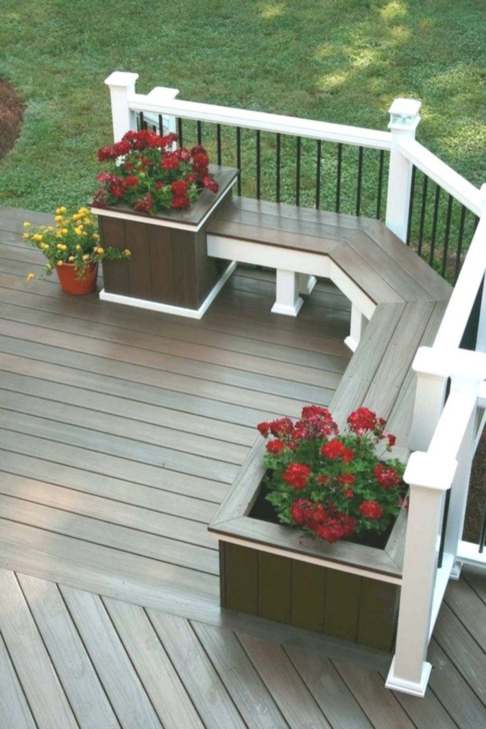 Admiring Deck Railling Ideas That Will Inspire You 14