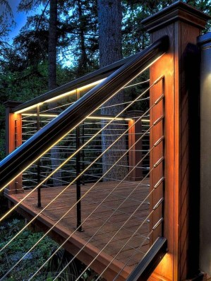 Admiring Deck Railling Ideas That Will Inspire You 20