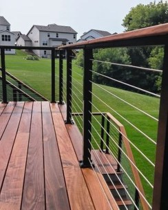 Admiring Deck Railling Ideas That Will Inspire You 26