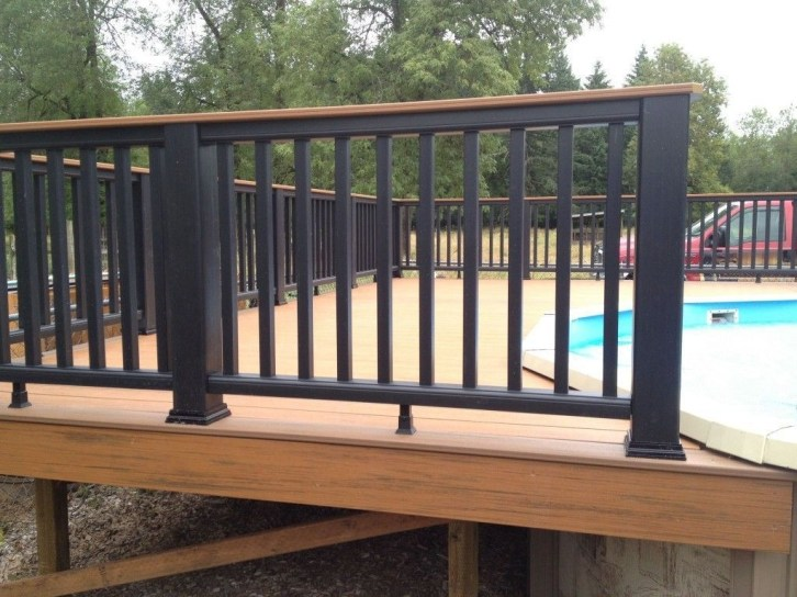 Admiring Deck Railling Ideas That Will Inspire You 33