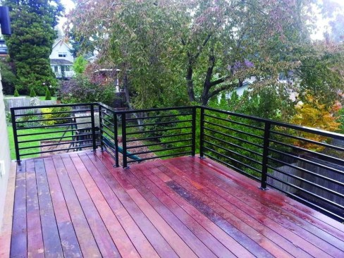 Admiring Deck Railling Ideas That Will Inspire You 38