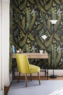 Awesome Retro Wallpaper Decor Ideas To Try 07