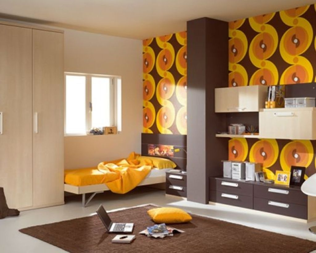 Awesome Retro Wallpaper Decor Ideas To Try 12